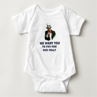 brian wants you baby bodysuit