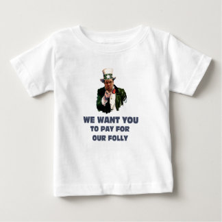brian wants you baby T-Shirt