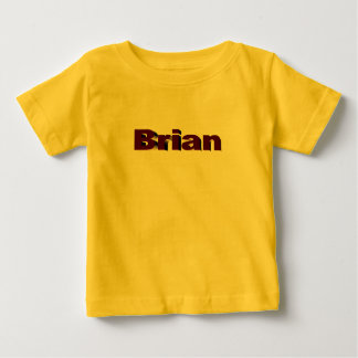 Brian's clothing baby T-Shirt