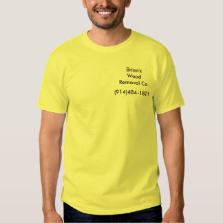 Brians Wood Co. T Shirt