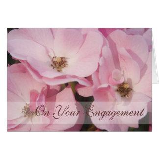 Briar Rose • Engagement Congratulation Card