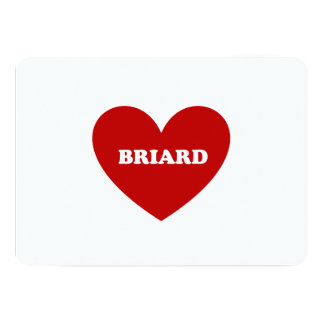 Briard Card