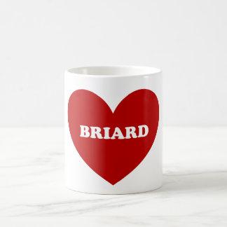 Briard Coffee Mug