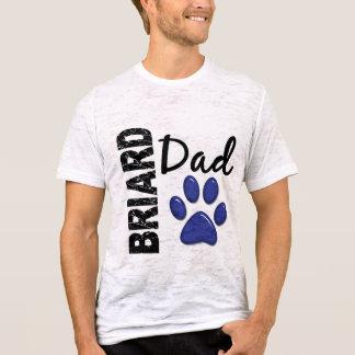 Briard Dad 2 T-Shirt