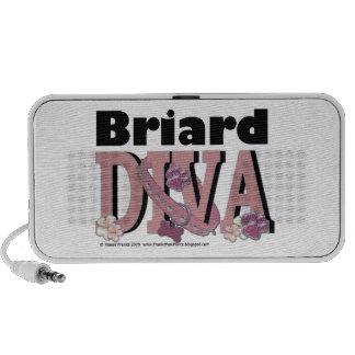 Briard DIVA Travel Speaker