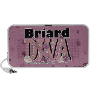 Briard DIVA Mini Speakers