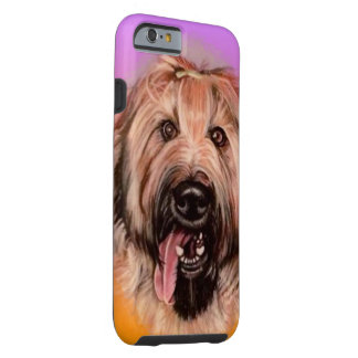 Briard Iphone case