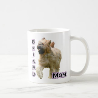 Briard Mom 4 Coffee Mug