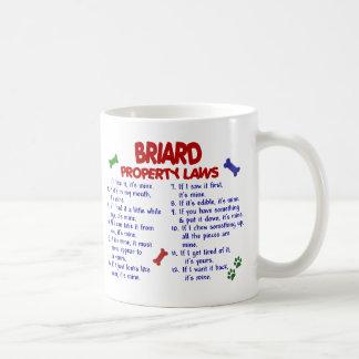BRIARD PL2 COFFEE MUG