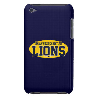 Briarwood Christian; Lions iPod Case-Mate Cases