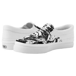 Bribery Beach Printed Shoes