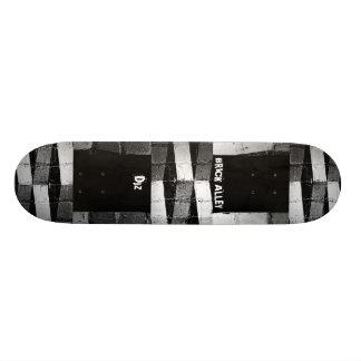 BRICK ALLEY 3D skateboard