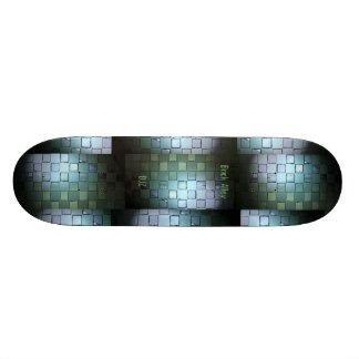 Brick Alley skateboard