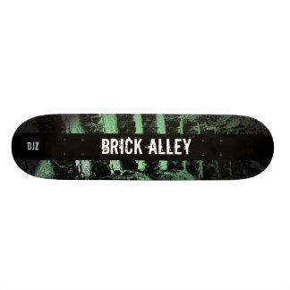 BRICK ALLEY Stairs skateboard