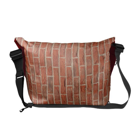 Brick bag commuter bag