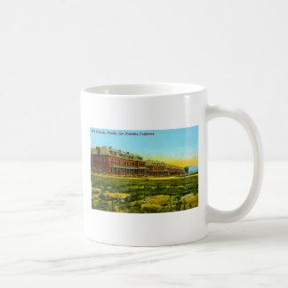 Brick Barracks Coffee Mug