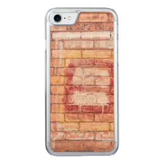 Brick downpipes carved iPhone 8/7 case