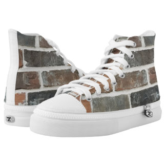 Brick High Tops