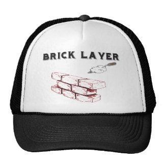 Brick Layer - BAC - Union of Bricklayers Cap