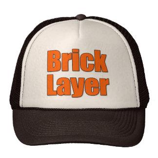 BRICK LAYER CAP