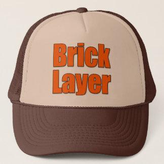 BRICK LAYER TRUCKER HAT