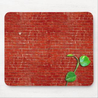 Brick-leaf mousepad
