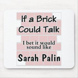 Brick Mouse Pad