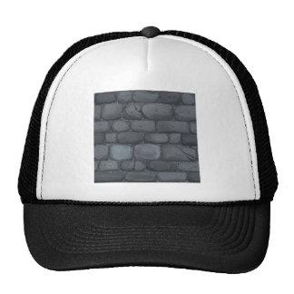 Brick wall background cap