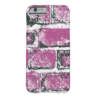 BRICK WALL BARELY THERE iPhone 6 CASE