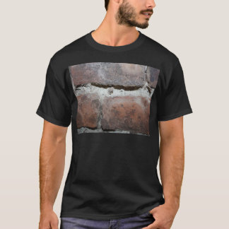 Brick Wall Black Tee Shirt