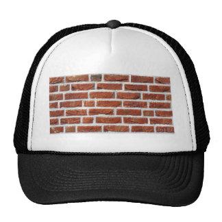 Brick wall cap