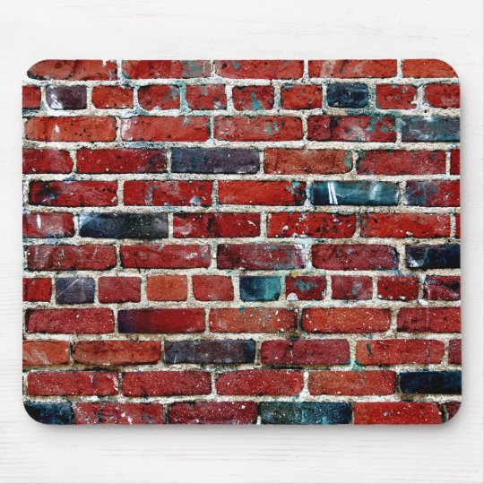 Brick Wall Cool Texture Mouse Mat