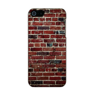 Brick Wall Cool Texture Pattern Incipio Feather® Shine iPhone 5 Case
