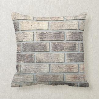 Brick Wall Cushion