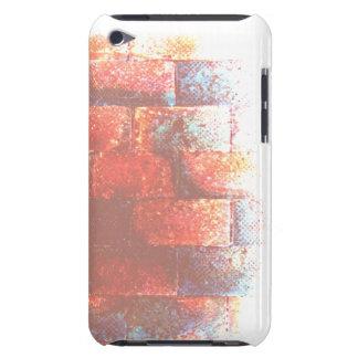 Brick Wall. Digital Art. iPod Case-Mate Cases