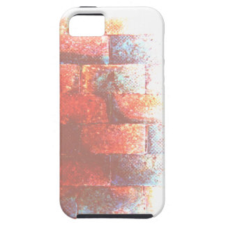 Brick Wall. Digital Art. iPhone 5 Case