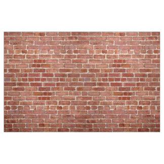 Brick Wall Fabric