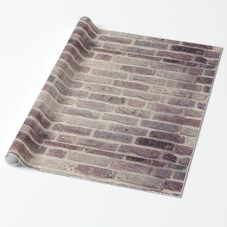 Brick Wall Gift Wrap