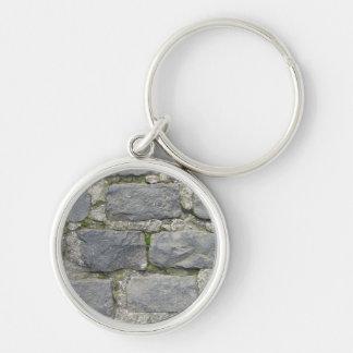 Brick Wall key chain, customize Key Ring