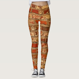 Brick wall leggigns leggings