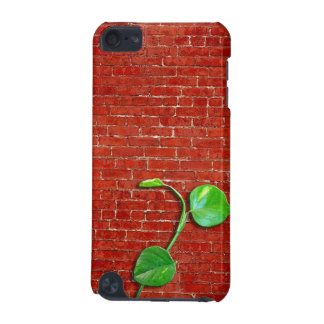 Brick wall new leaf iPod touch (5th generation) case