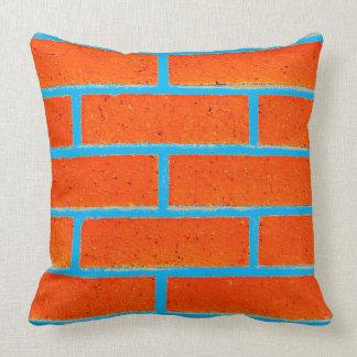Brick Wall Pillow