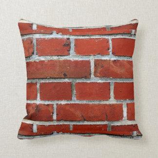 Brick Wall Pillow - Urban Collection