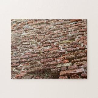 Brick wall puzzle