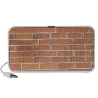 Brick Wall Speaker