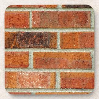Brick Wall Texture Coasters