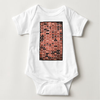 Brick Work Baby Bodysuit