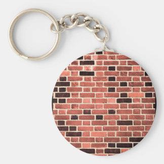 Brick Work Key Ring