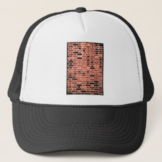 Brick Work Trucker Hat