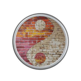 Brick Yin Yang Bumpster Speaker
